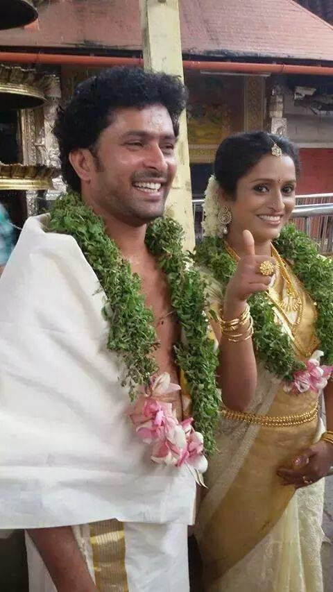 actress Surabhi Lakshmi marriage