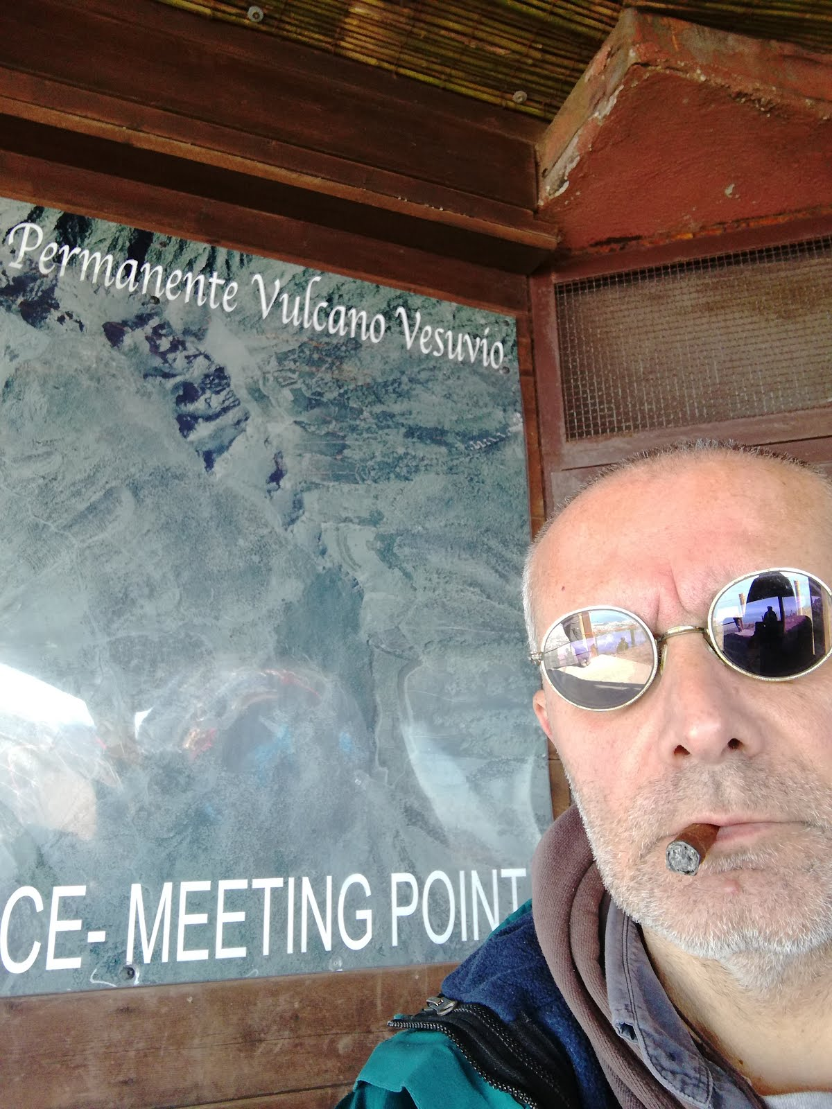 Meeting Point Guide Service Vesuvius