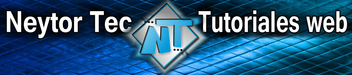 NeytorTec Tutoriales Web