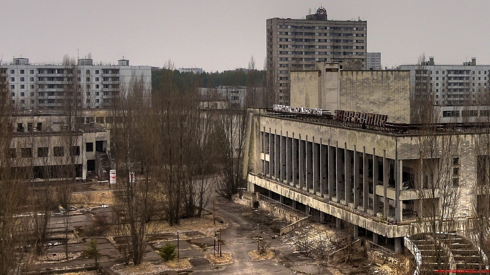 WayanG SupeRNouvO: Chernobyl; City of Death