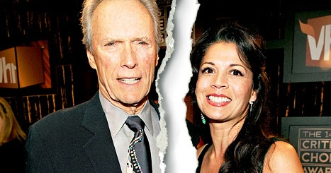 Clint eastwood s wife dina eastwood files for legal separation thats