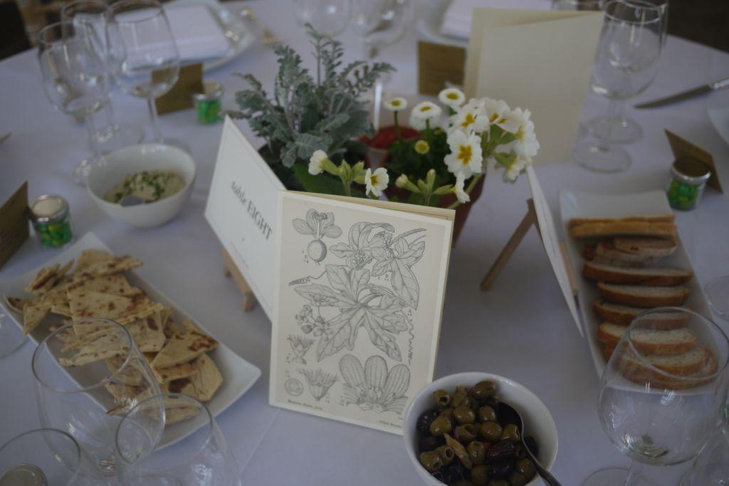 The Bovingdons Blog Menu Inspiration Wedding Tapas