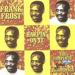 Frank Frost - Harpin\' On It - 2002.