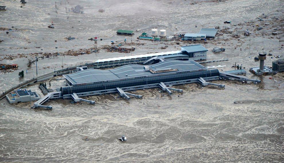 Tsunami en Japón : increíbles imágenes