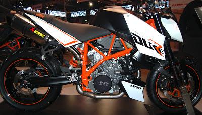2013 KTM Duke 990
