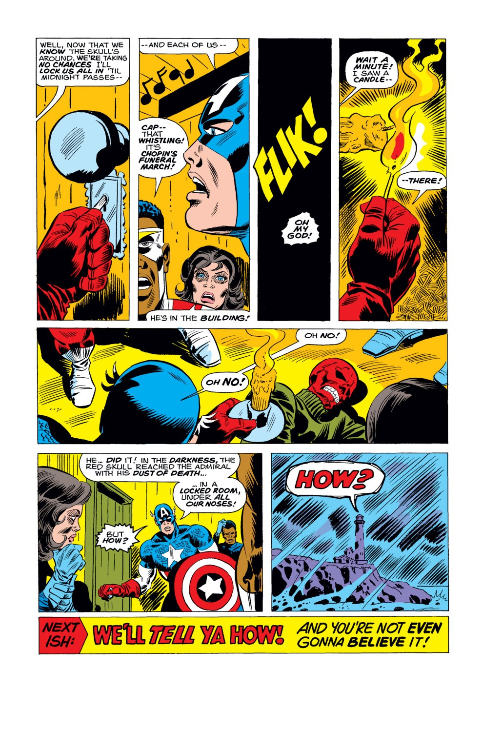 Captain America (1968) Issue #184 #98 - English 19