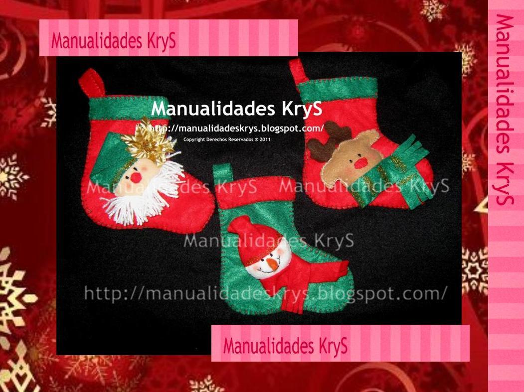 Para Imprimir De Botas Navideas Manualidades | apexwallpapers.com