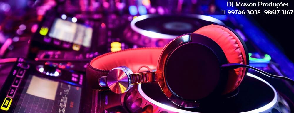 DJ MASSON EVENTOS - Dj para Casamento | Dj de Casamento | Dj para Festas | Dj para Eventos