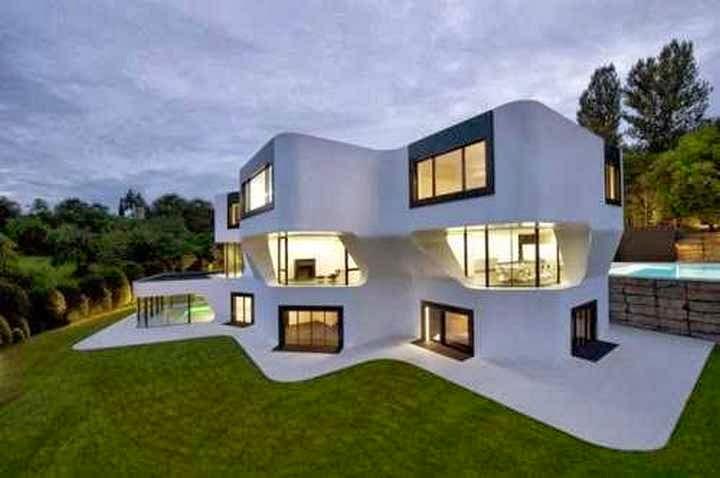 rumah minimalis Eropa
