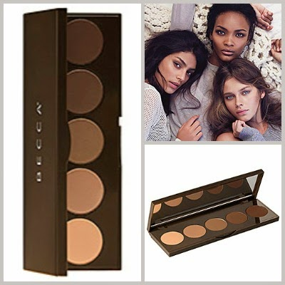 NEW from BECCA Ombre Nudes Eye Palette