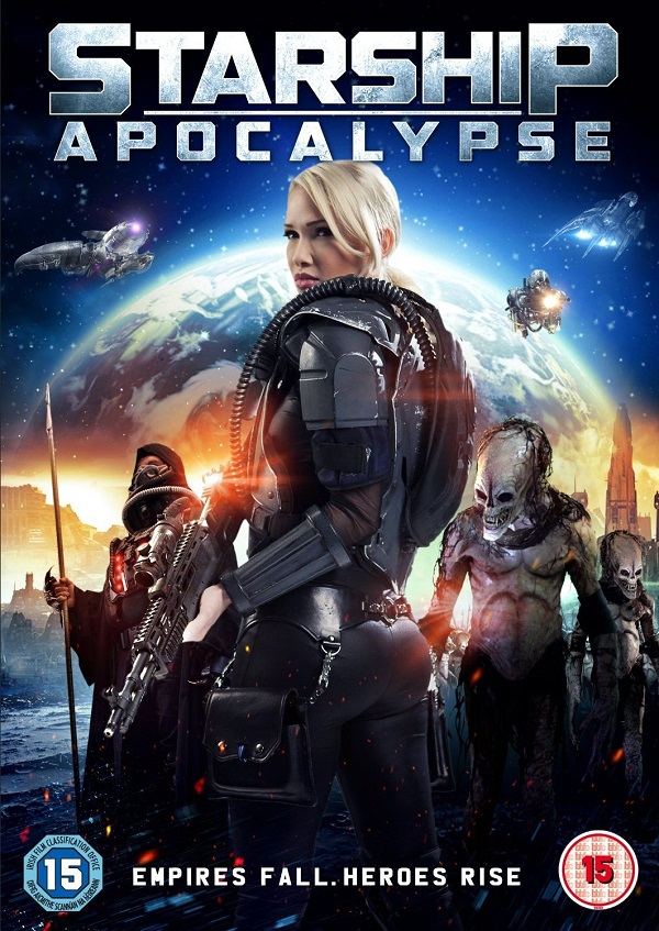 Starship: Ngày Tận Thế - Starship: Apocalypse