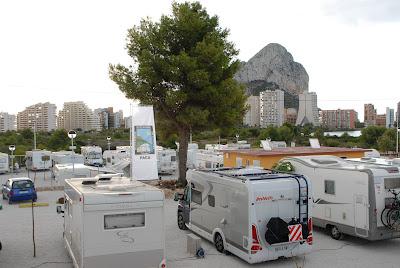 Autocaravana Wellcome Autocaravanas Wohnmobile Camping Car Motorhome in Calpe