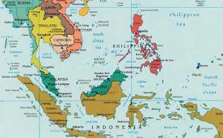 Unsur-unsur Fisik dan Sosial Kawasan Asia Tenggara