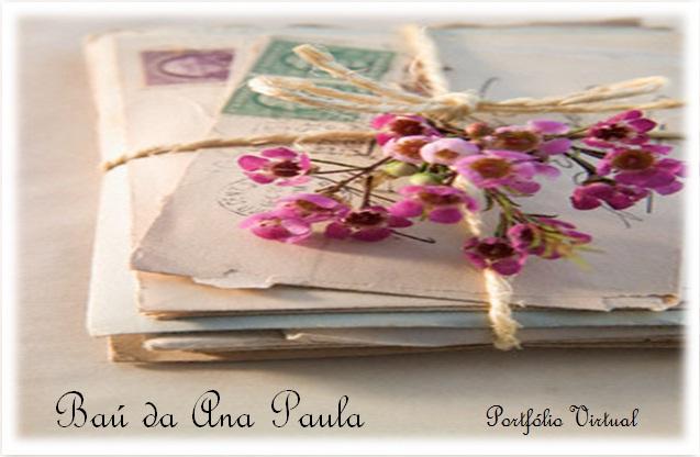 Baú da Ana Paula