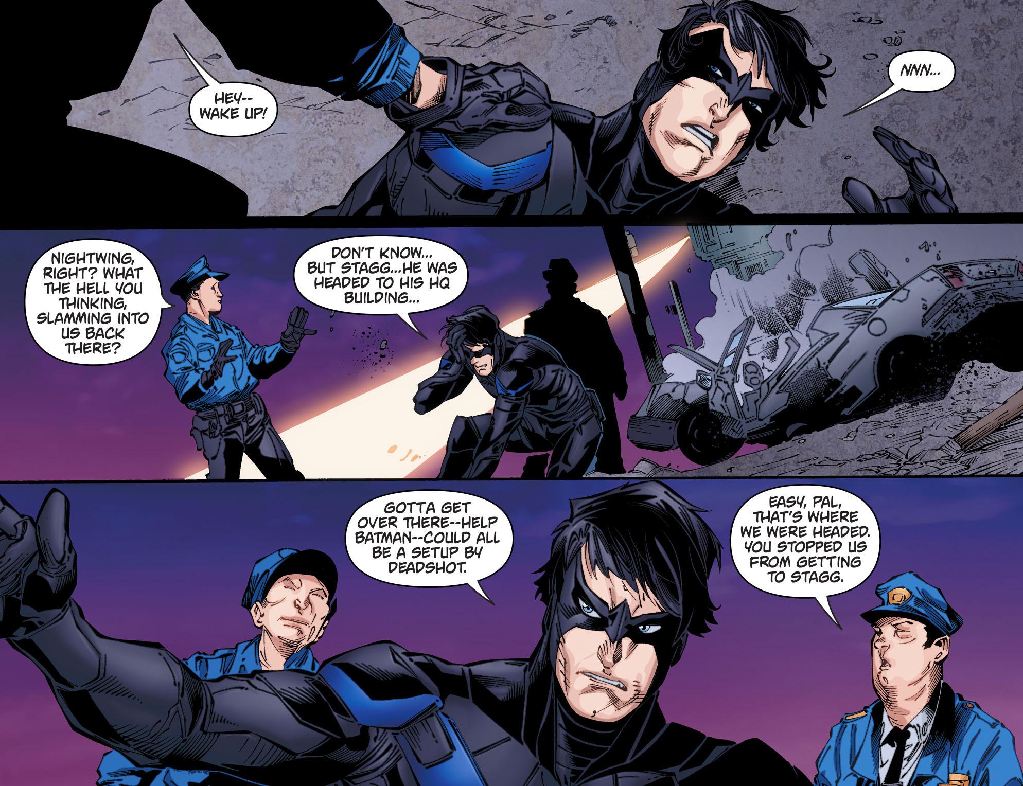 Batman: Arkham Knight [I] Issue #25 #27 - English 10