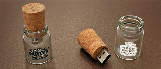 The Jar usb flash drive