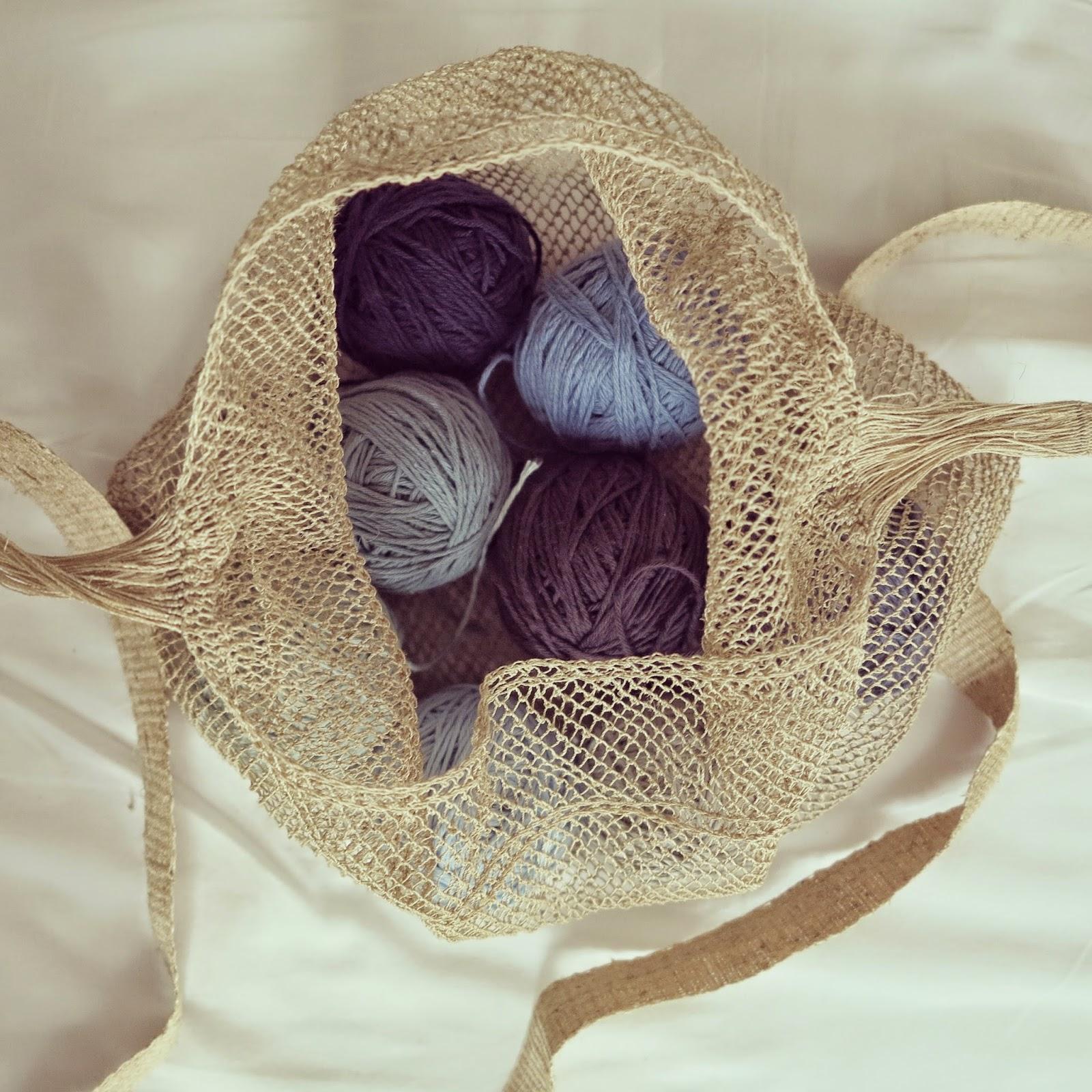 ByHaafner, natural fibres, cotton yarn