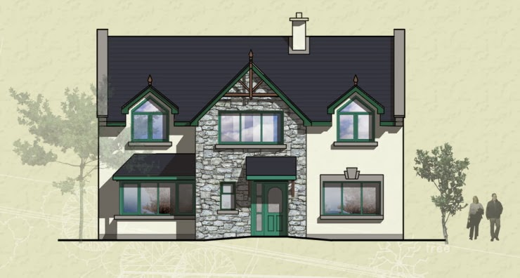 Ground Floor Elevation New Model : Duplex house ground first floor plans and elevation view