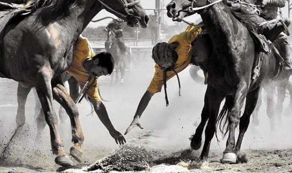 500 миллионов человек увидят Всемирные игры кочевников