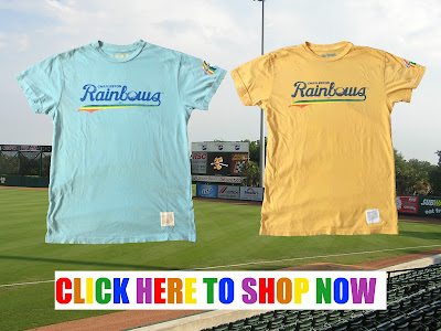 Charleston Rainbows Retro Brand