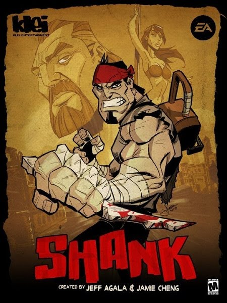 Shank PC Game Download Full Version