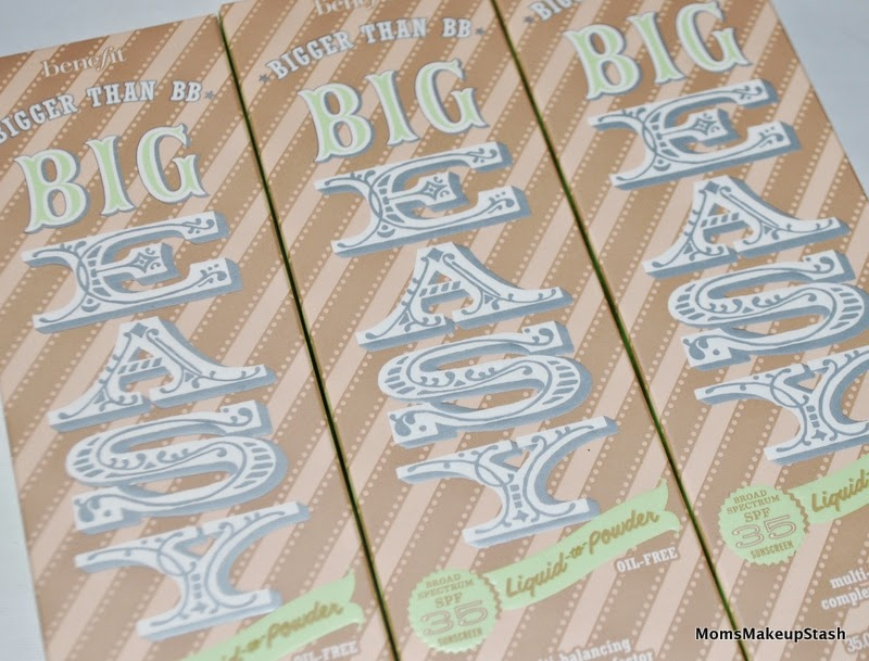 Benefit Review, Benefit Big Easy, Benefit Big Easy Review, Big Easy Review, Big Easy Swatches,Big Easy BB Cream, Complexion Perfector
