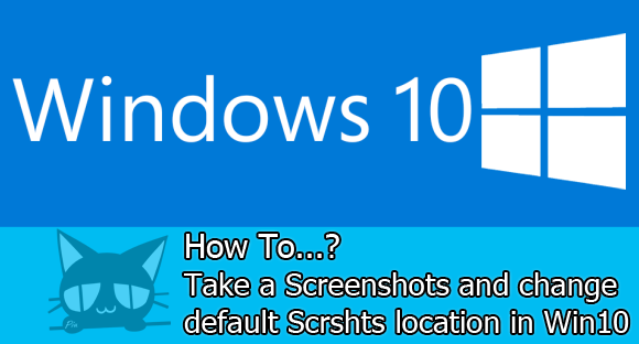 how to take and save a screenshot on windows 10