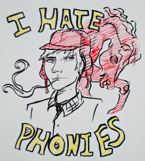 catcher in the rye essays about phonies