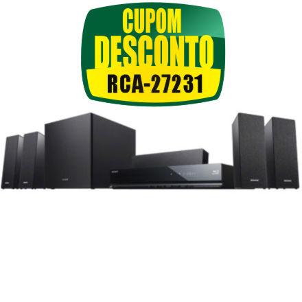 Cupom Efácil - Home Theater 3D Sony Bravia BDV-E280