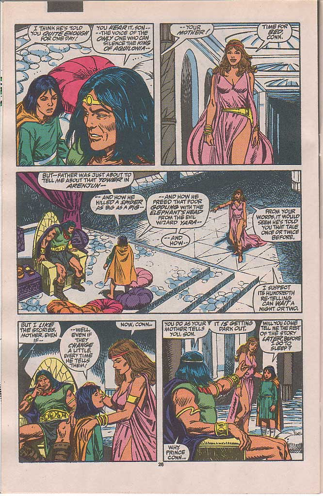 Conan the Barbarian (1970) Issue #240 #252 - English 20