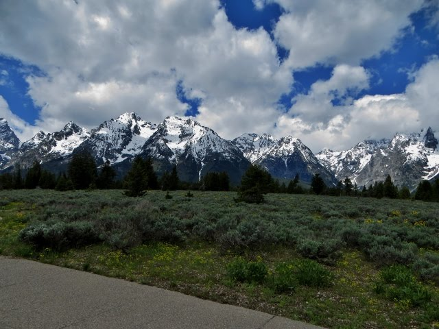 Grand Teton National Park, Wyoming, June 14, 2017
