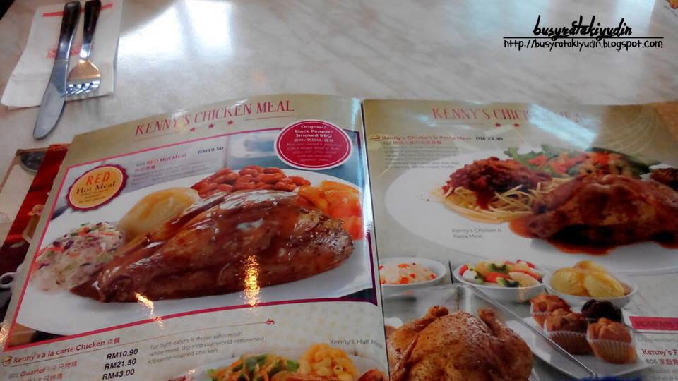 FOOD REVIEW | KENNY ROGERS ROASTERS