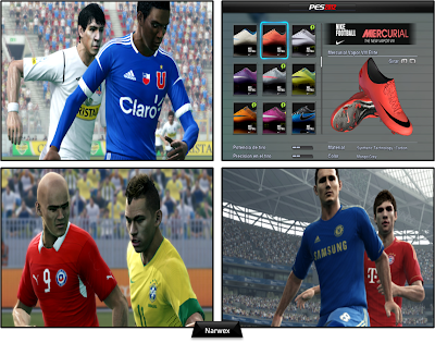 Liga Chilena PES 2012
