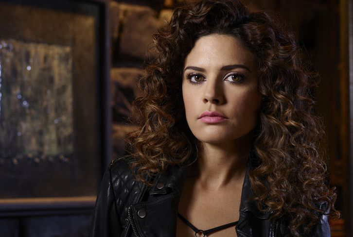 Constantine - First Look at Angelica Celaya as Zed + New Promo