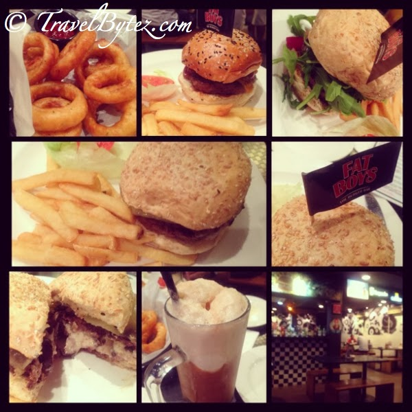 Fat Boys Burger Bar (Katong Bar)