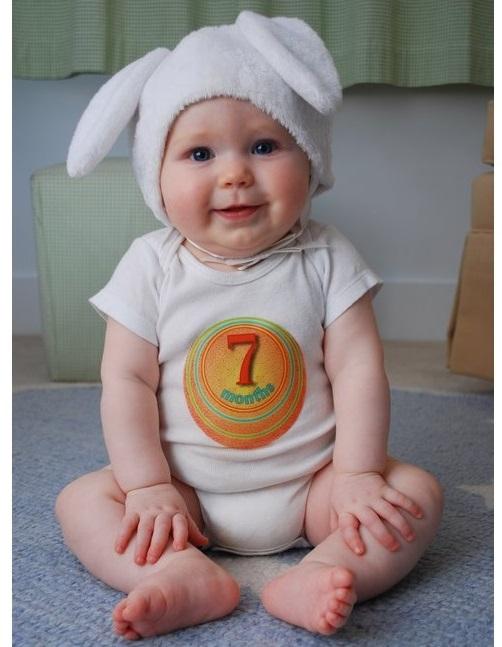 Perkembangan bayi usia 7 bulan, cara mendidik anak ketika usia bayi 7 bulan, tingkah laku bayi umur 7 bulan, panduan mengajar anak ketika masih bayi, gambar bayi usia 7 bulan, umur bayi mula tumbuh gigi