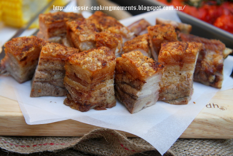Crispy Roast Pork Belly(Siew Yuk) + Tips to make Crispy Skin