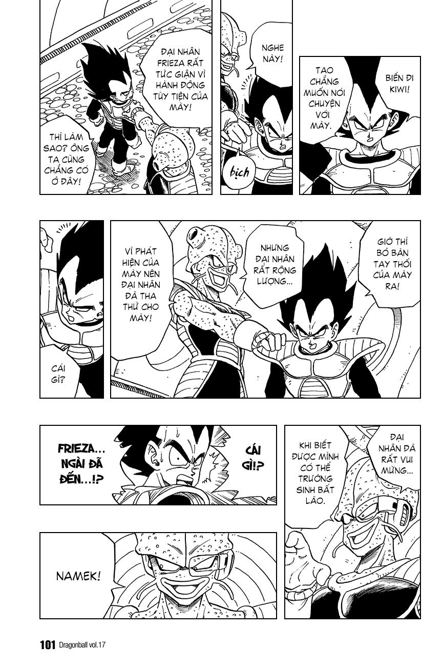 Dragon Ball - Bảy Viên Ngọc Rồng trang 12