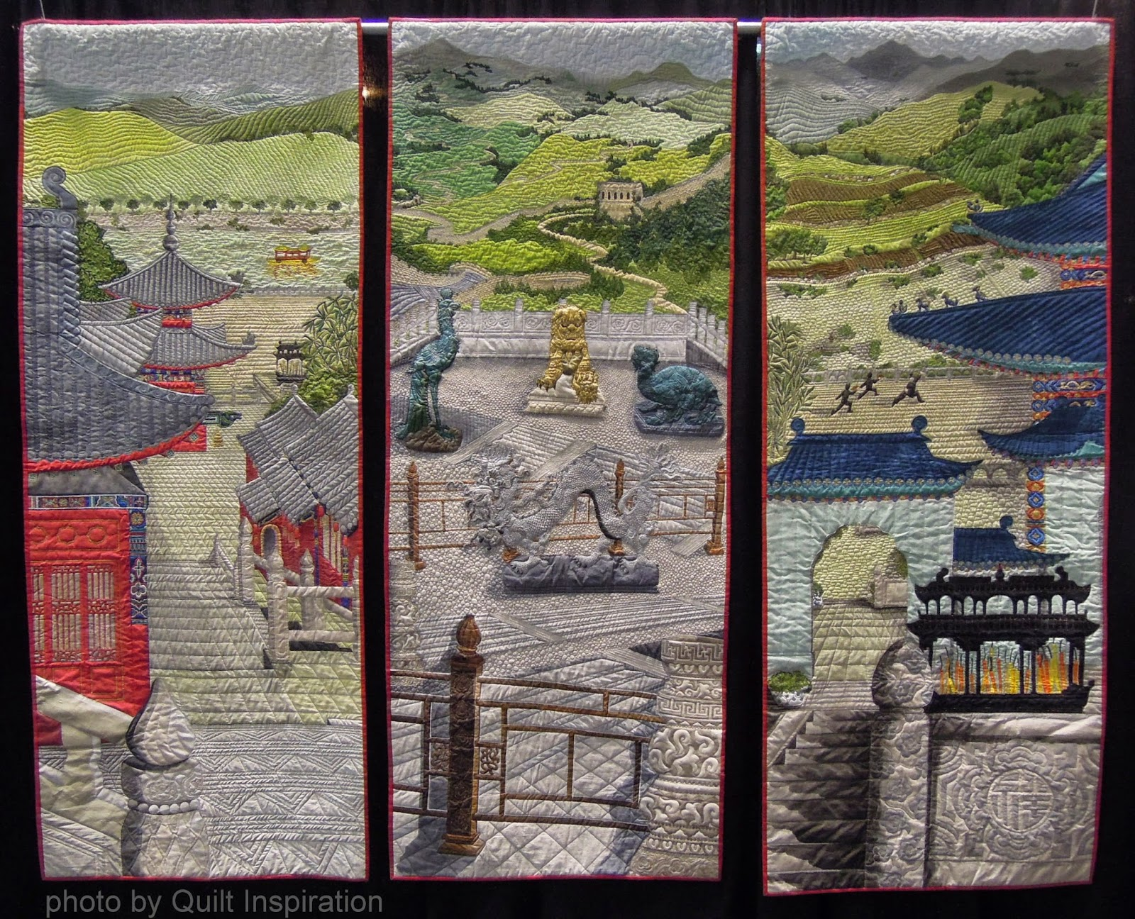 Quilt inspiration october 2014 best of the 2014 pacific international quilt festival day 2 gumiabroncs Gallery