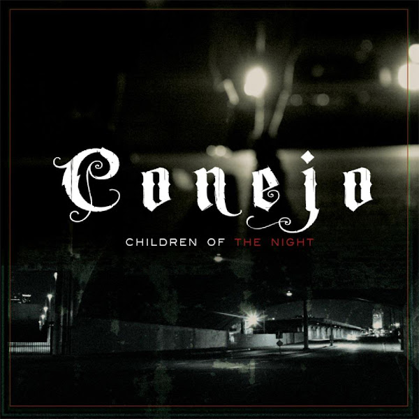 News: Conejo - Children Of The Night (Official Cover + Tracklist)