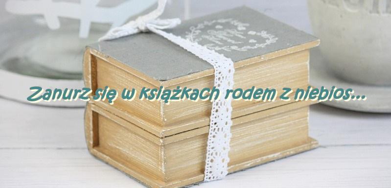 Zanurz się w książkach rodem z niebios