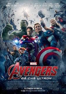 مشاهدة فيلم المنتقمون عصر اولترون Avengers Age of Ultron 2015 مترجم عربى اون لاين