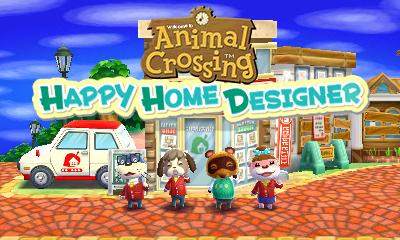 A Nintendo Atualizou O Site Japonês De Animal Crossing: Happy Home Designer  (3DS) E Revelou Informações Sobre Compartilhamento De Imagens Do Game Em  Redes ...