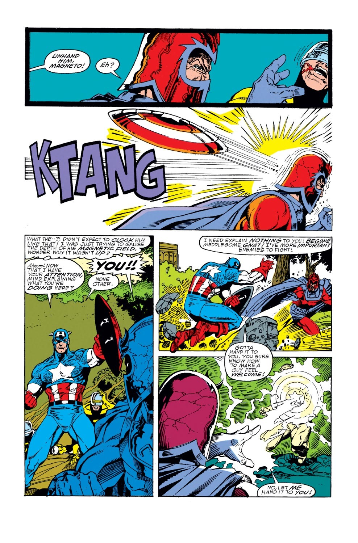 Captain America (1968) Issue #368 #301 - English 14