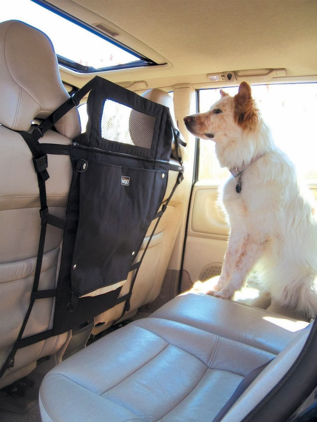 Kurgo Car Seat Hamock Covers