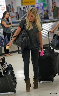 Hilary Duff es detenida por trafico de drogas