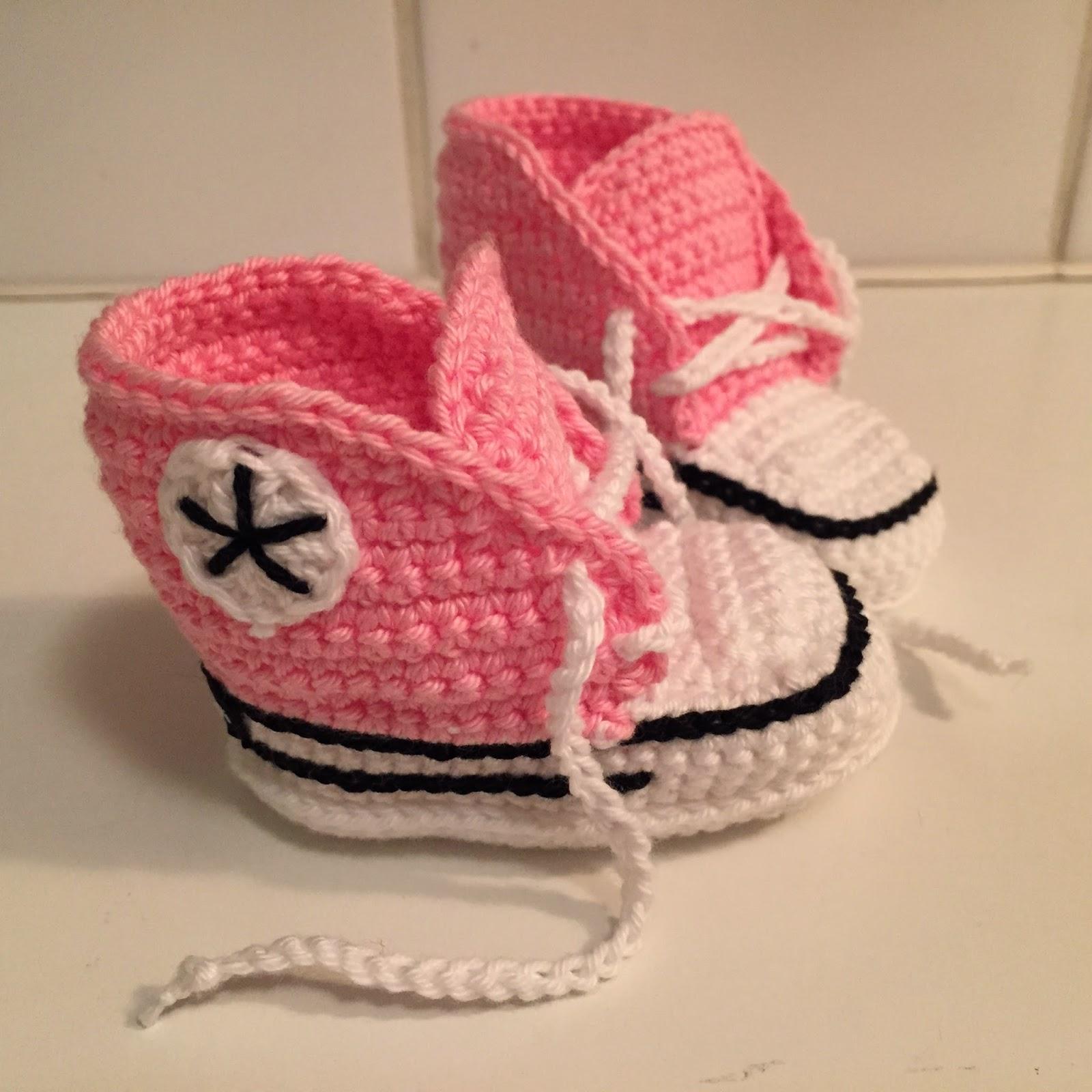 virka babyconverse babyskor bebis present nyfödd dopgåva