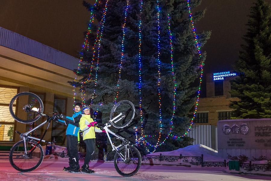 Вот и открыли велосезон 2017