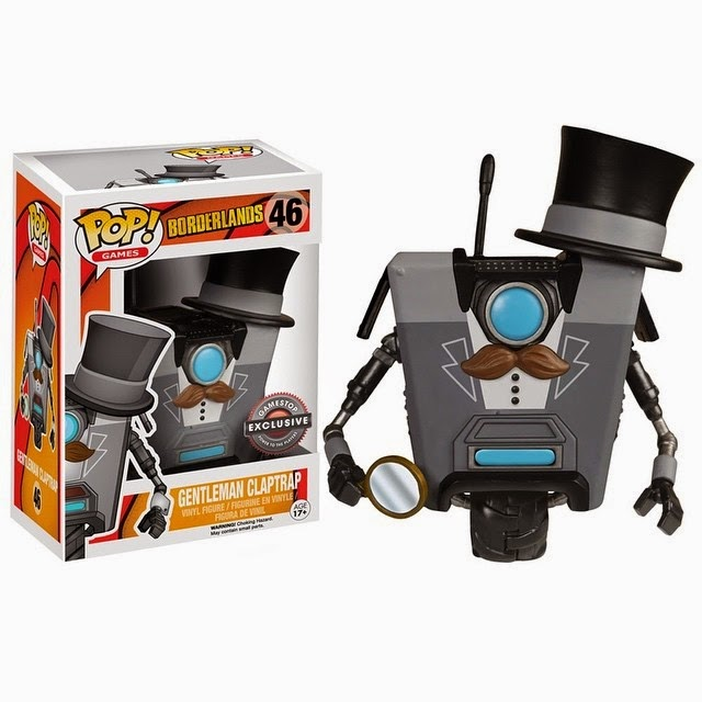Funko Pop! ClapTrap Gamestop