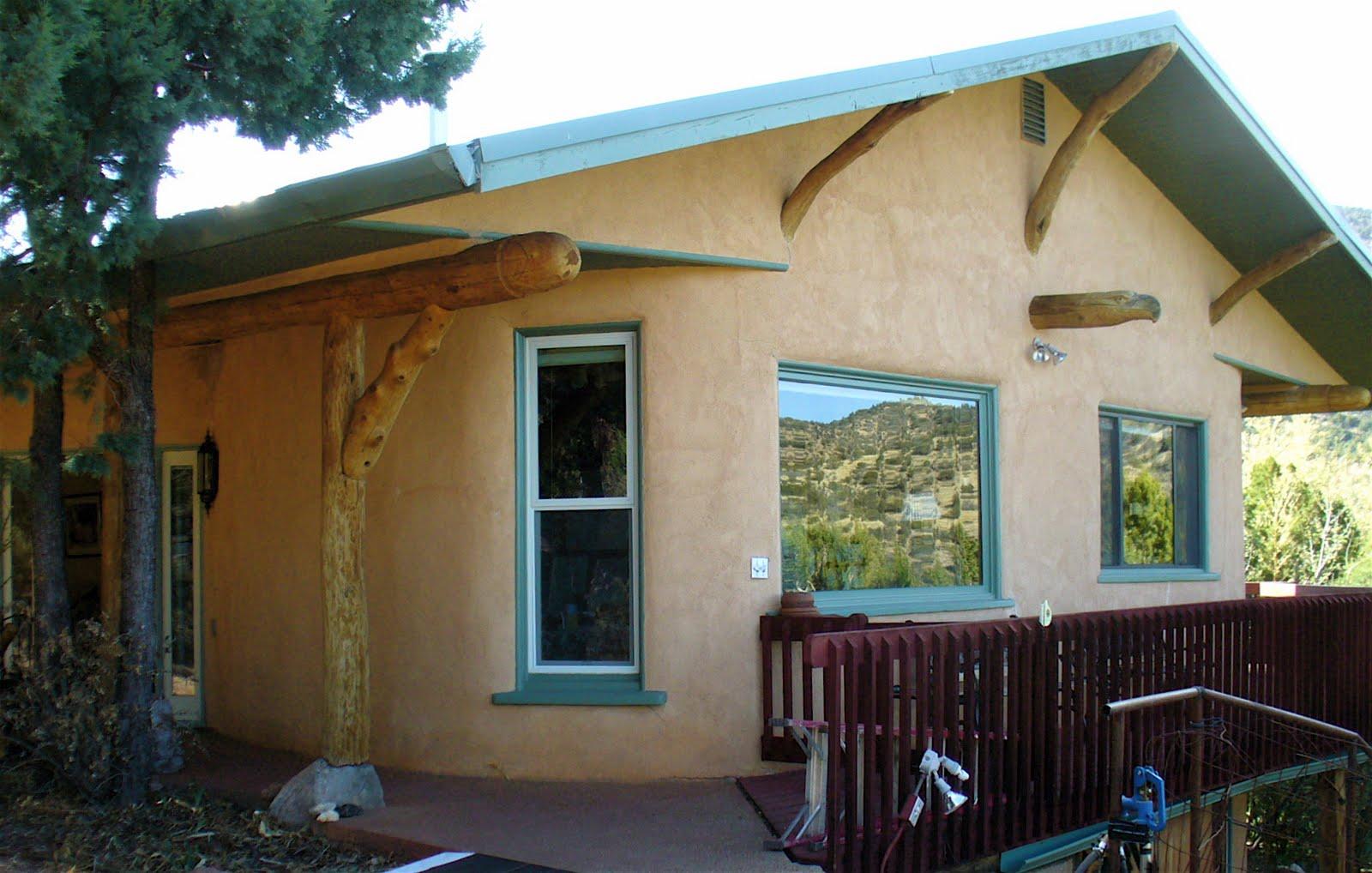 Alt build blog a straw bale home - Straw bale house ...